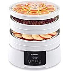 Deshidratadores de alimentos cosori