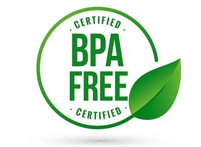 Sin BPA logo bpa free