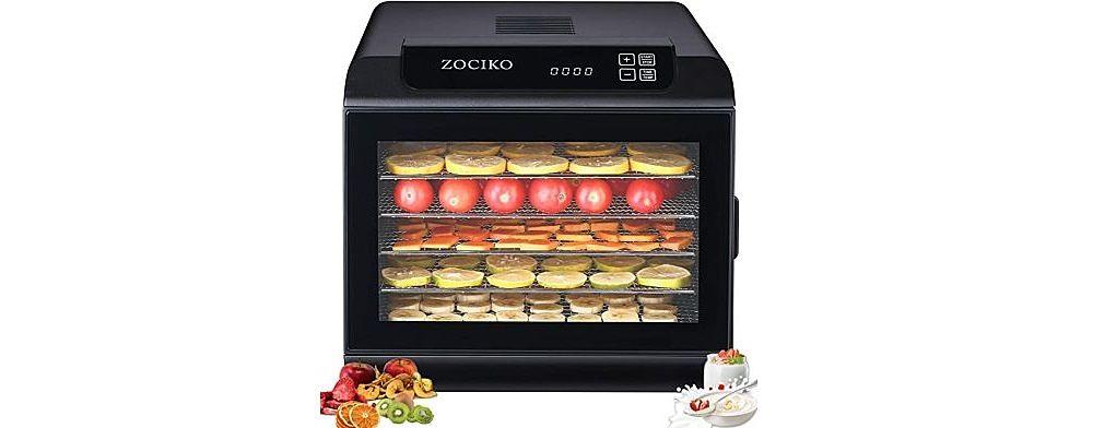 deshidratador de alimentos zociko