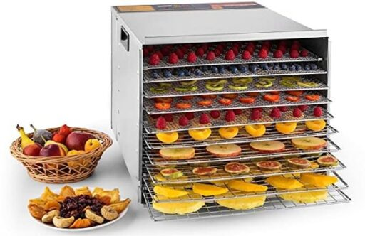 Klarstein Fruit Jerky Pro 10